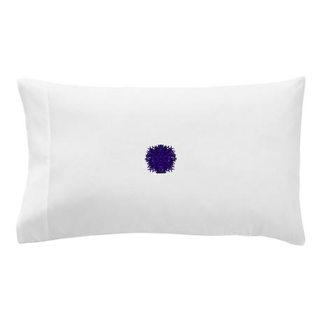 Blue Mandala (7) Pillow Case