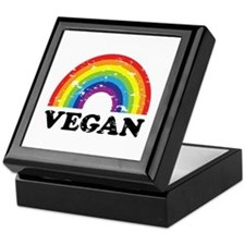 Vegan Rainbow Keepsake Box