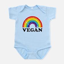 Vegan Rainbow Body Suit