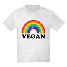 Vegan Rainbow T-Shirt
