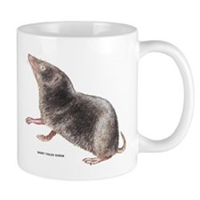 Short-Tailed Shrew Small Mug