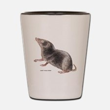 Short-Tailed Shrew Shot Glass