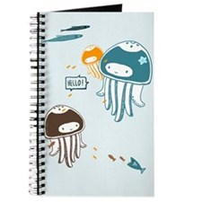 Cute Jellyfish - Journal