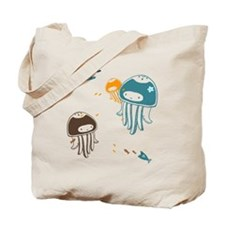 Cute Jellyfish - Tote Bag
