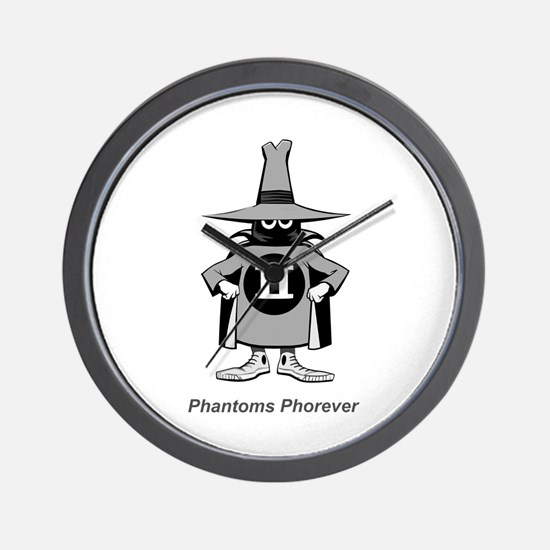 F-4 Phantom Wall Clock