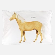 Palomino Horse Pillow Case