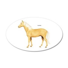 Palomino Horse Wall Decal