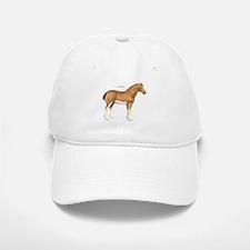 Clydesdale Horse Baseball Baseball Cap