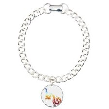 Rainbow Spiral Bracelet