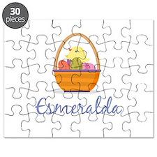 Easter Basket Esmeralda Puzzle