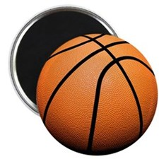 "Basketball 2.25"" Magnet (100 pack)"