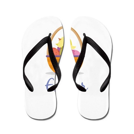 Easter Basket Esther Flip Flops