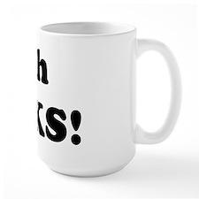 Leah Rocks! Mug