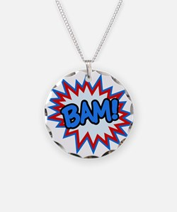 Hero Bam Bursts Necklace