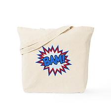 Hero Bam Bursts Tote Bag