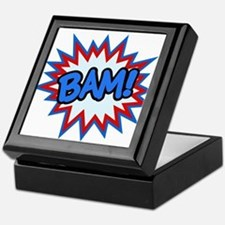 Hero Bam Bursts Keepsake Box