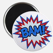 Hero Bam Bursts Magnet