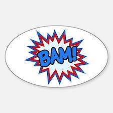 Hero Bam Bursts Decal