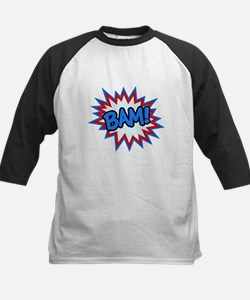 Hero Bam Bursts Baseball Jersey