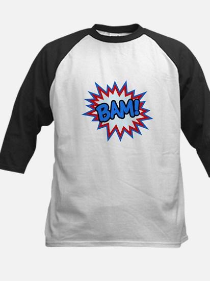 Hero Bam Bursts Baseball Jersey