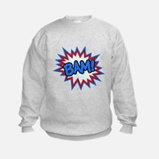 Hero Bam Bursts Sweatshirt