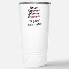 Unique Engineering Travel Mug
