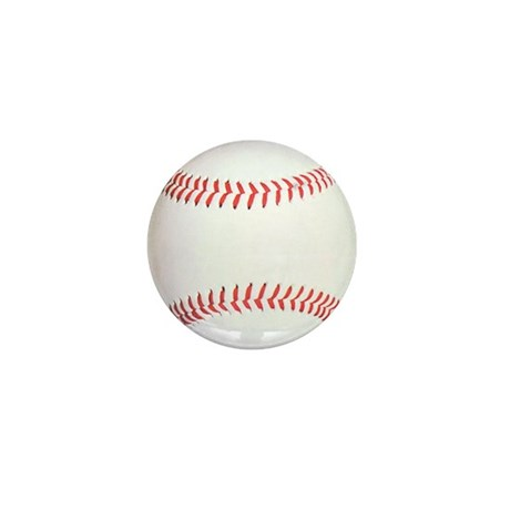 Baseball Mini Button (10 pack)