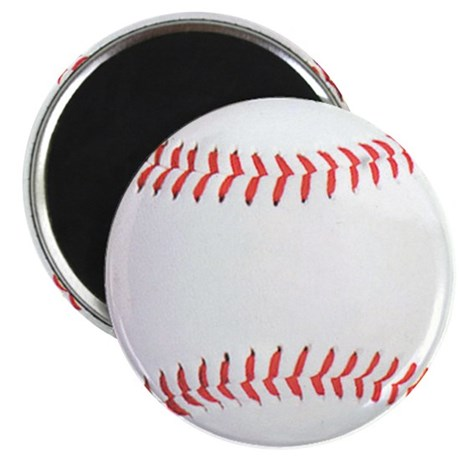 "Baseball 2.25"" Magnet (10 pack)"