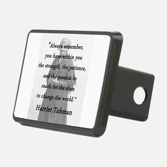 Tubman - Within You Hitch Cover