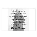 Harriet tubman Postcards