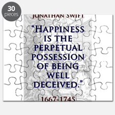 Happiness Is The Perpetual Possession - J Swift Pu