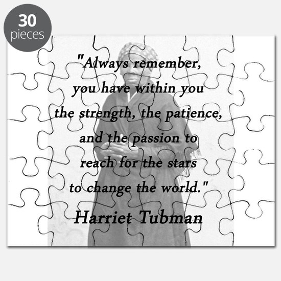 Tubman - Within You Puzzle