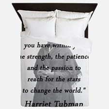 Tubman - Within You Queen Duvet