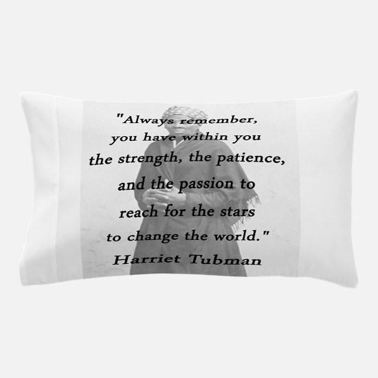 Tubman - Within You Pillow Case