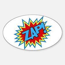 Hero Zap Bursts Decal