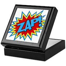 Hero Zap Bursts Keepsake Box