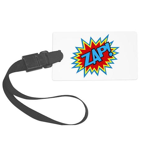 Hero Zap Bursts Luggage Tag