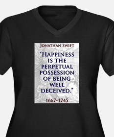 Happiness Is The Perpetual Possession - J Swift Wo
