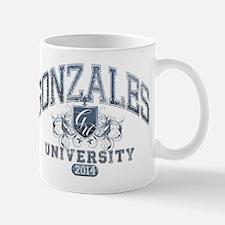 Gonzales Last name University Class of 2014 Mug