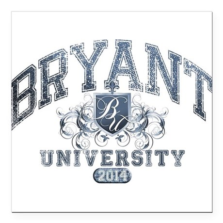 Bryant Last Name University Class of 2014 Square C