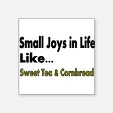 Small joys in Life Sticker