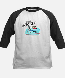 Born To Play Hockey Tee