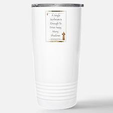 Saint Pope Francis Simple Prayer Travel Mug