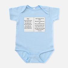 Yvette's World Infant Bodysuit
