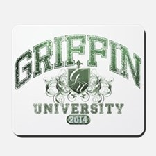 Griffin last Name University Class of 2014 Mousepa