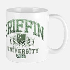 Griffin last Name University Class of 2014 Mug