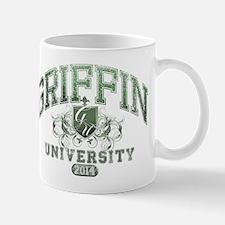 Griffin last Name University Class of 2014 Mug