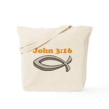 John 316 Tote Bag