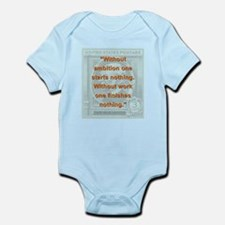 Without Ambition - RW Emerson Infant Bodysuit
