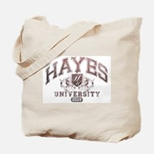 Hayes Last name University Class of 2014 Tote Bag